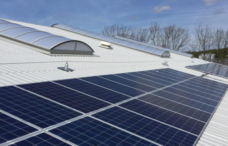 GRS - Sustainable Roofing 1