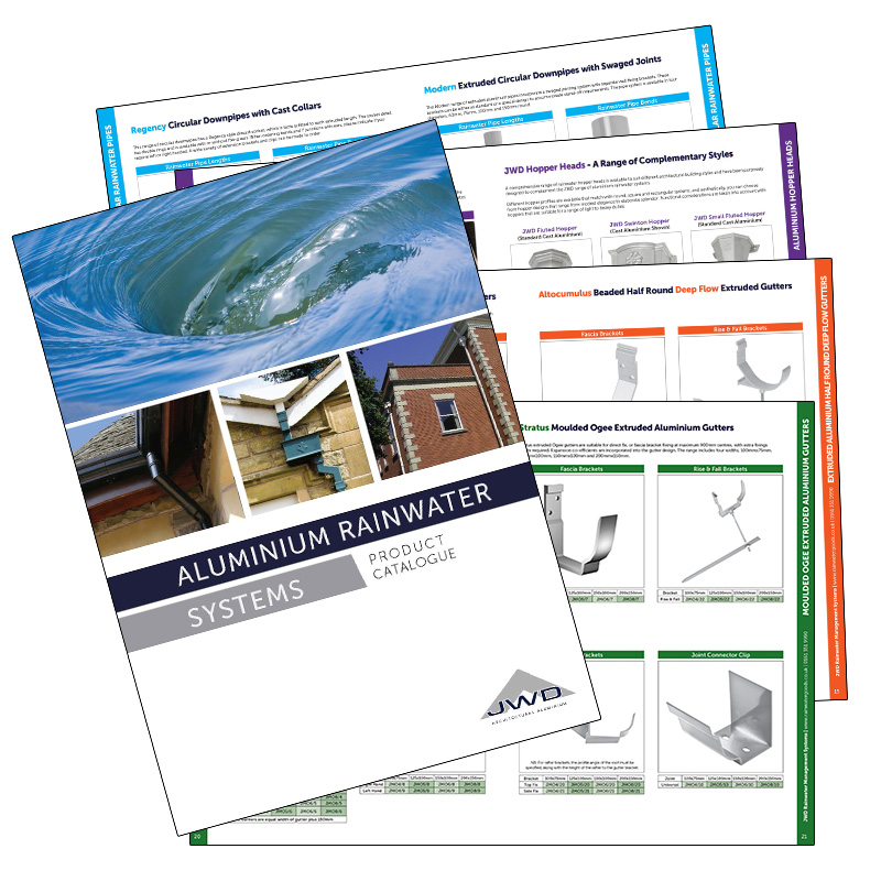 JWD Rainwater Catalogue